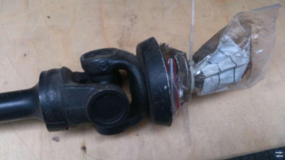 Scorpio drivaxel till 4-hjulsdrift.