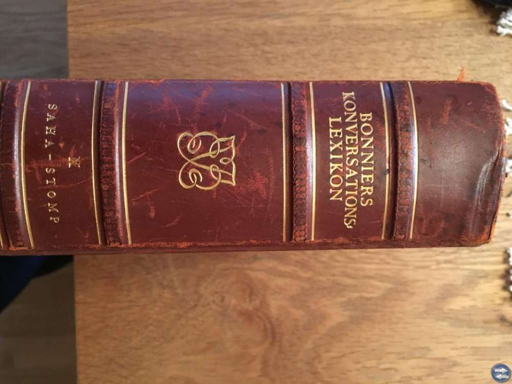 Bonniers Konversationslexikon 1927
