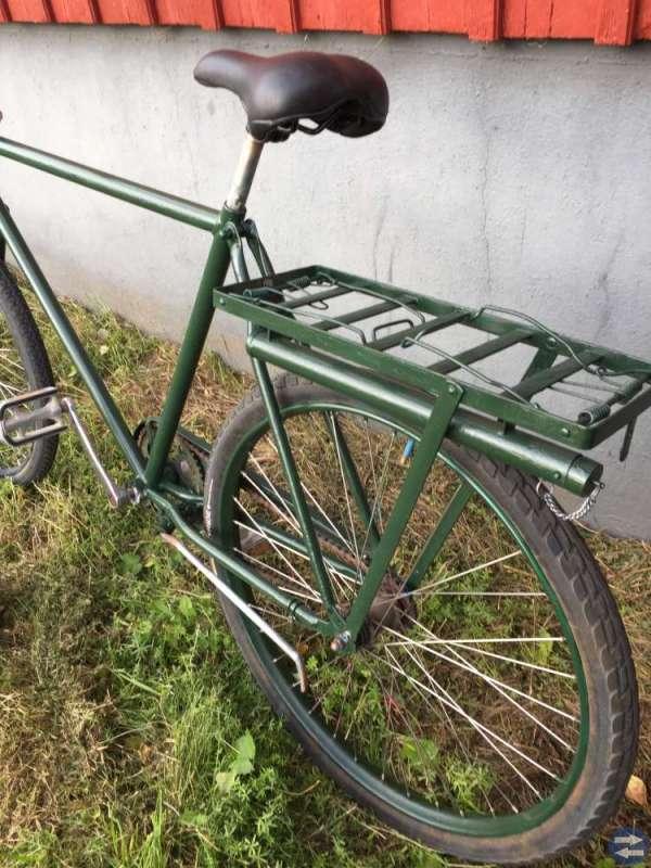 Mycket fin cykel!