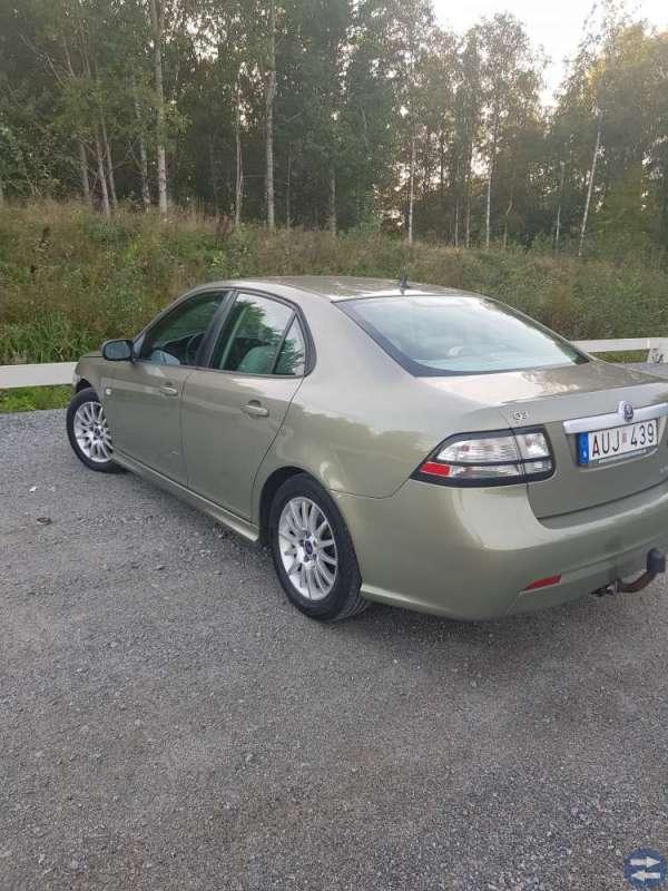 Saab 93 1.8t fin bil