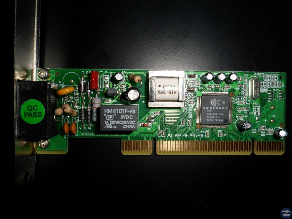 56K V92 Telefon/Faxmodem