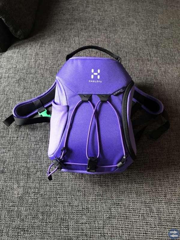 Jackor, underställ och ryggsäck