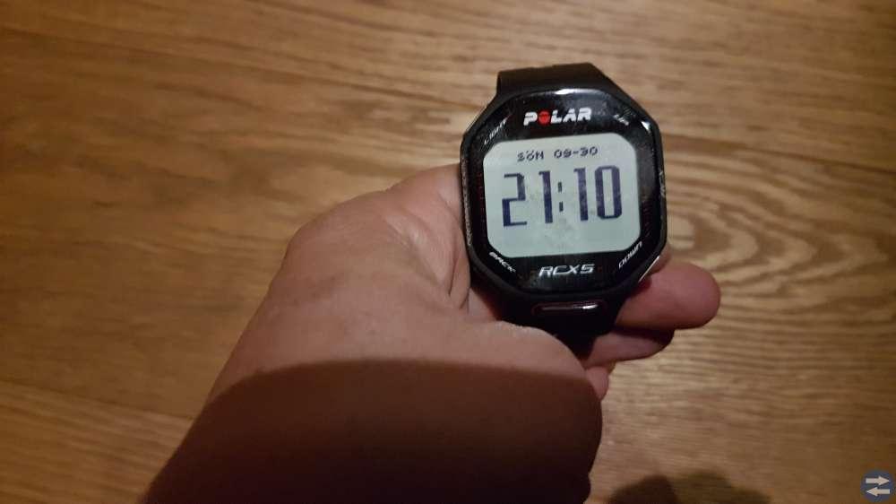 Polar RCX5 Klocka