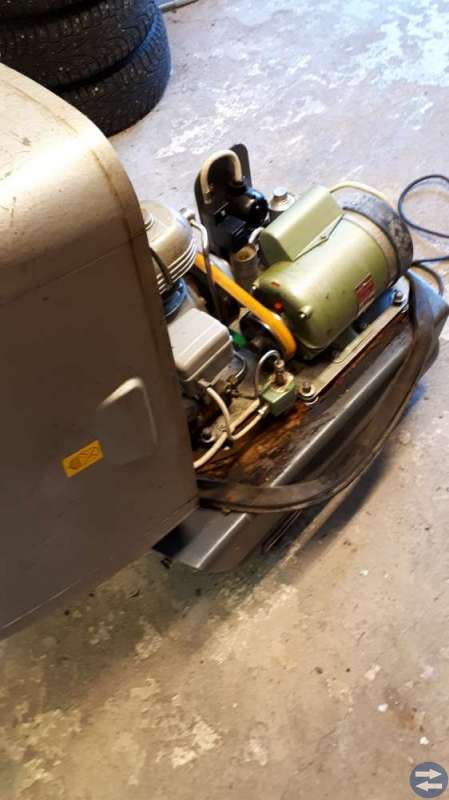 Kompressor Atlas copco