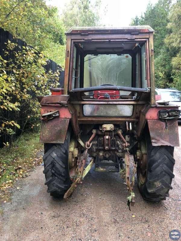 Traktor ZETOR 4718