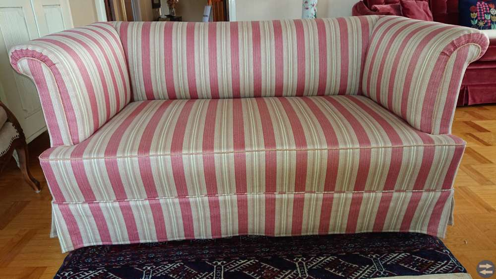 Liten fin 2-sits soffa