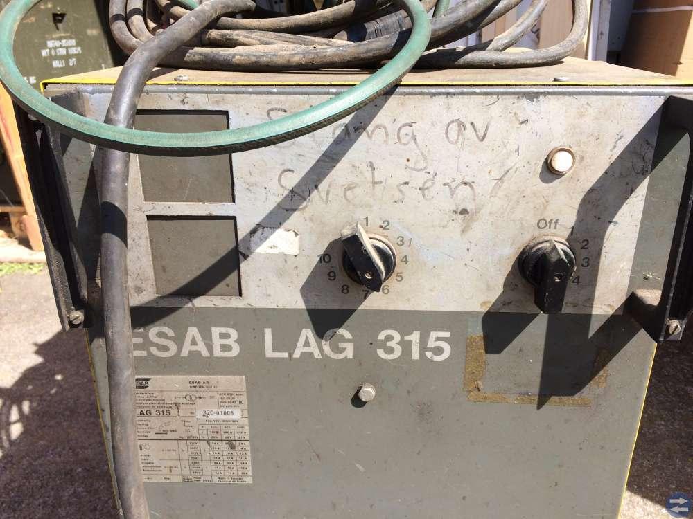 Migsvets ESAB LAG315