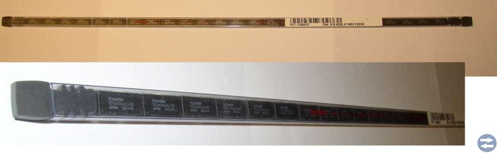 Minneskretsar TC514410ASJ-60 25 st