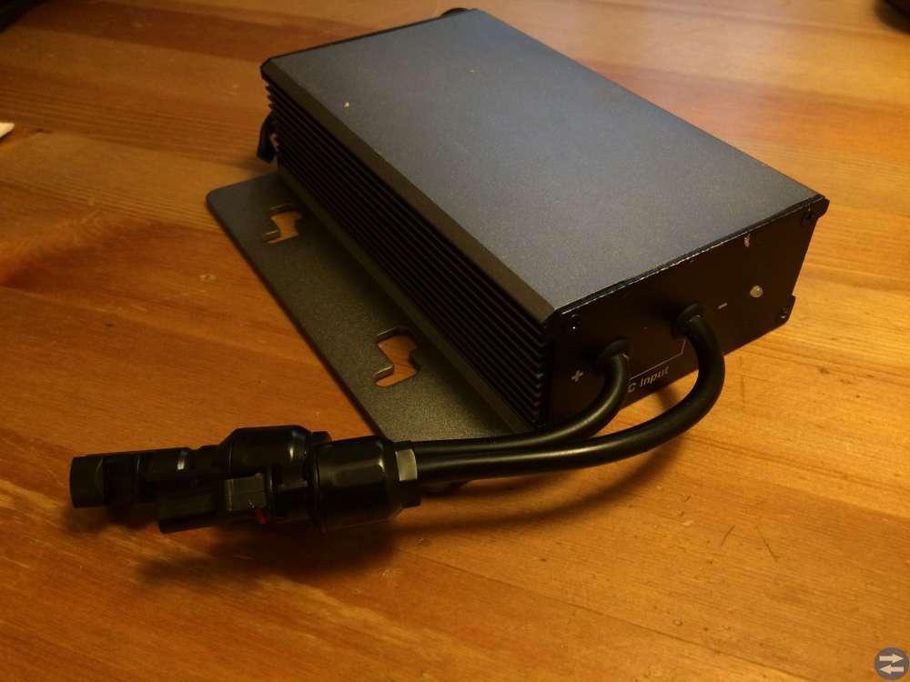 MPPT microinverter SY 230W 10 stycken