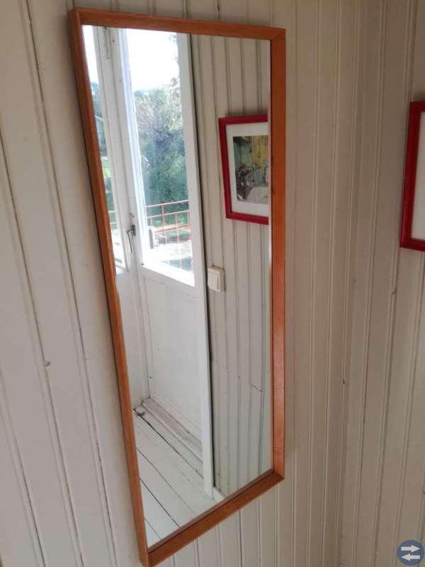 Gammal spegel Johansfors spegelfabrik Emmaboda