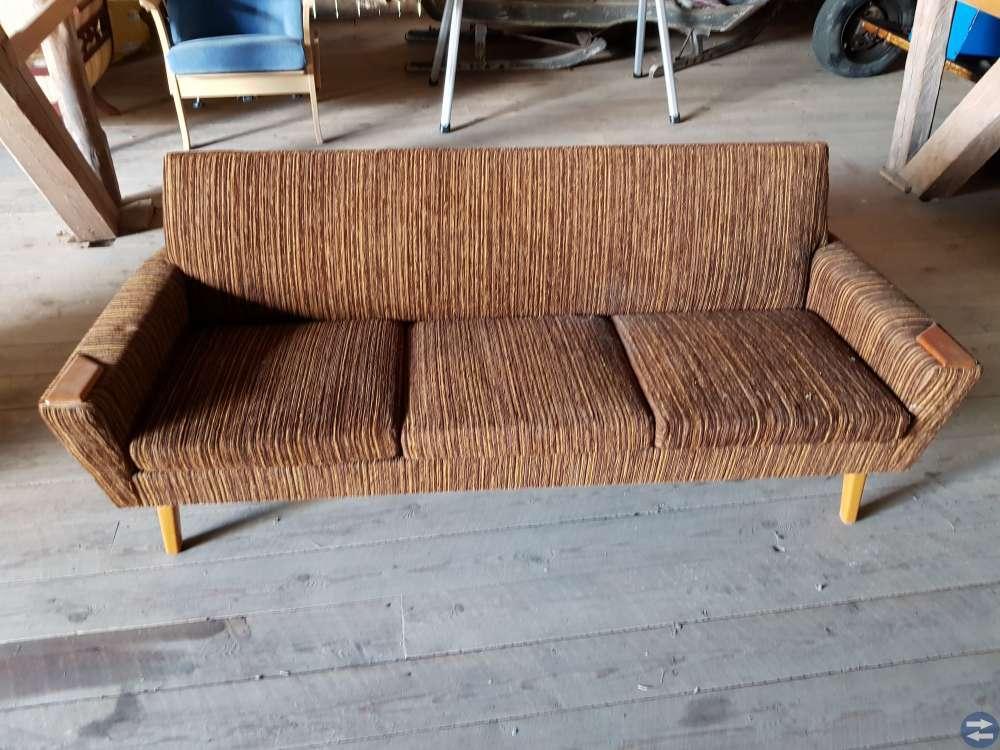 Soffa från 50-talet.