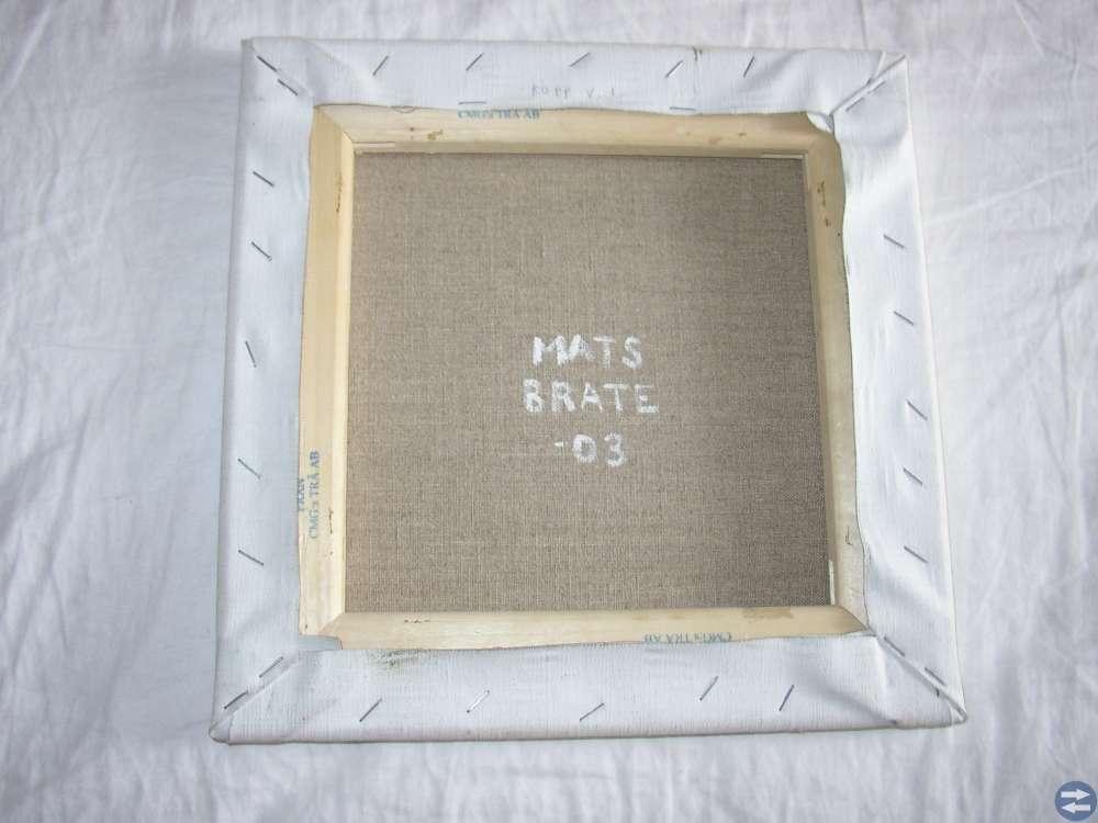 Oljemålning Mugg av Mats Brate