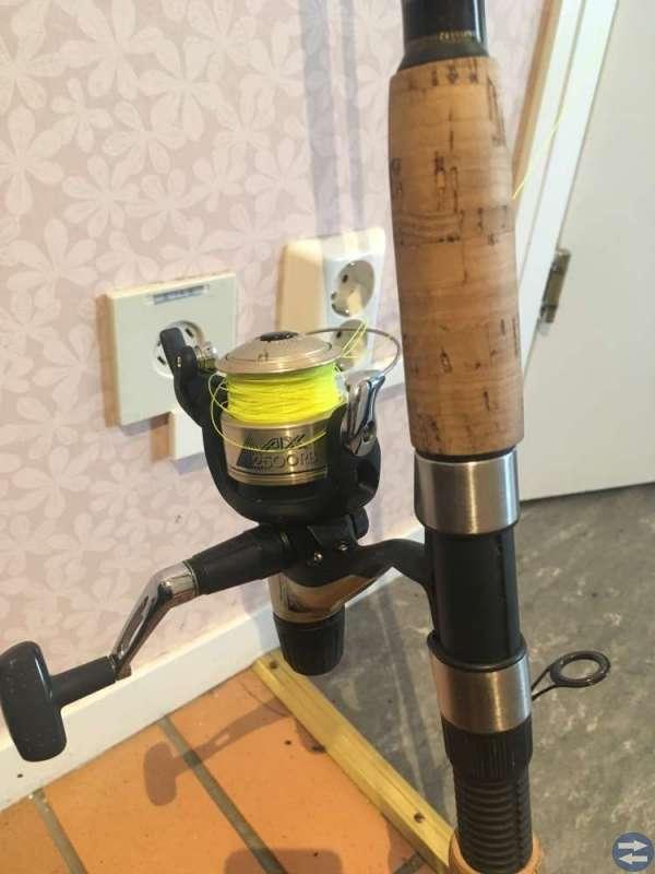 Shimano XAX 240MH fiskespö