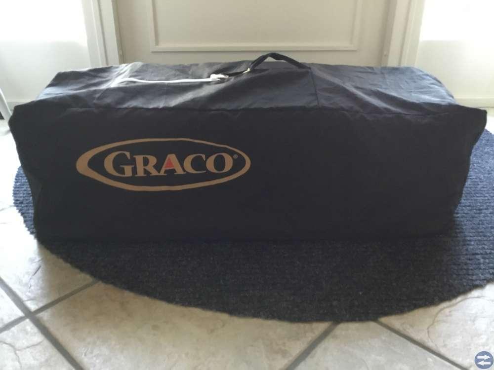 Resesäng Graco, barn 60 x 120