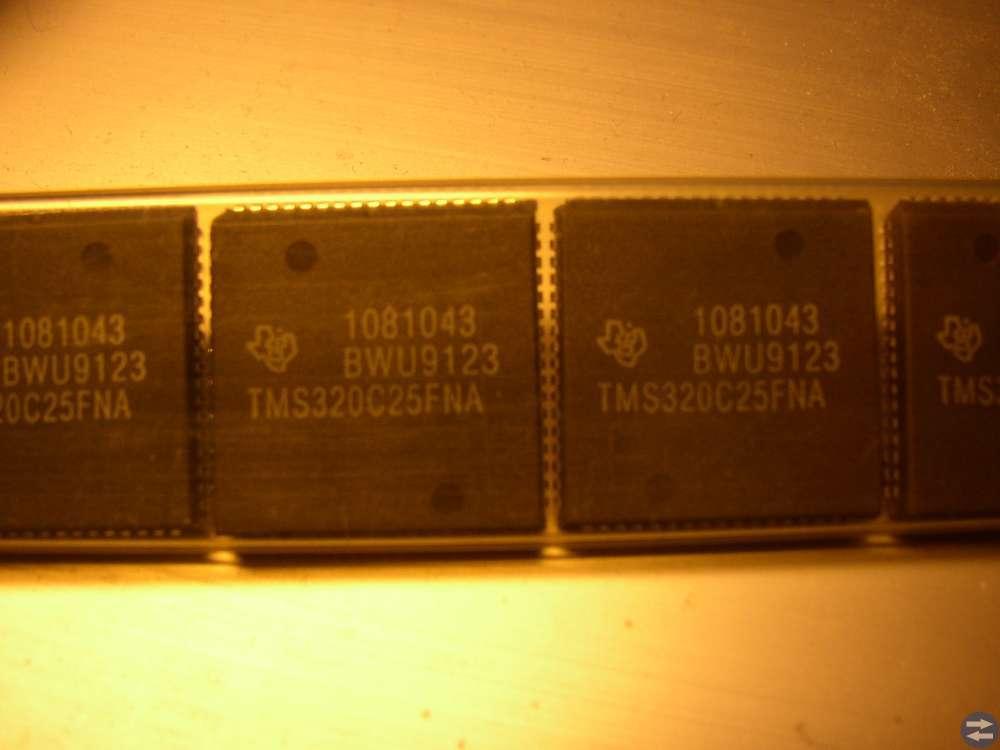 Processorer TMS320C25 17 stycken