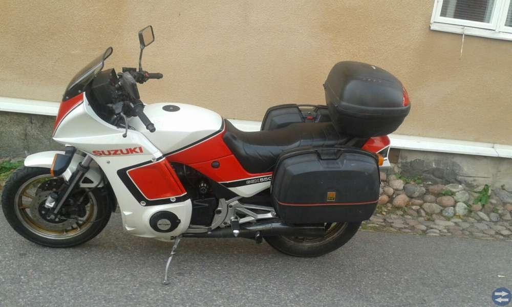 Suzuki 550 gsx 1985