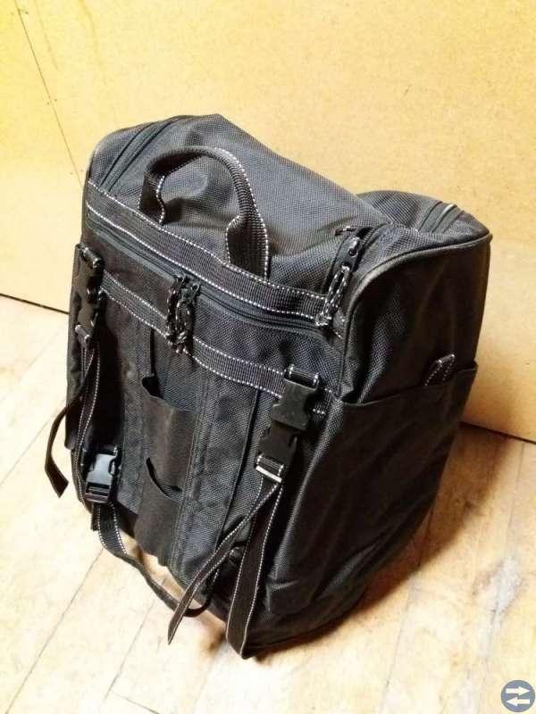 Packväska Custom.