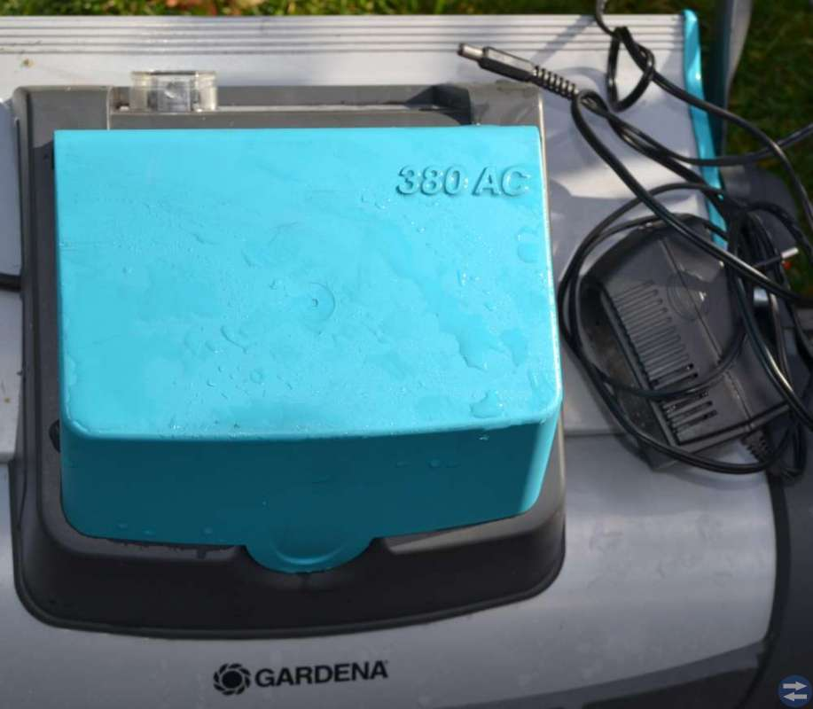 Gräsklippare Gardena AC380