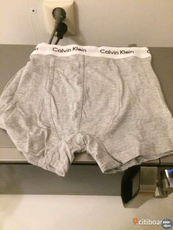 Calvin Klein boxer 3-pack Strolek Medium
