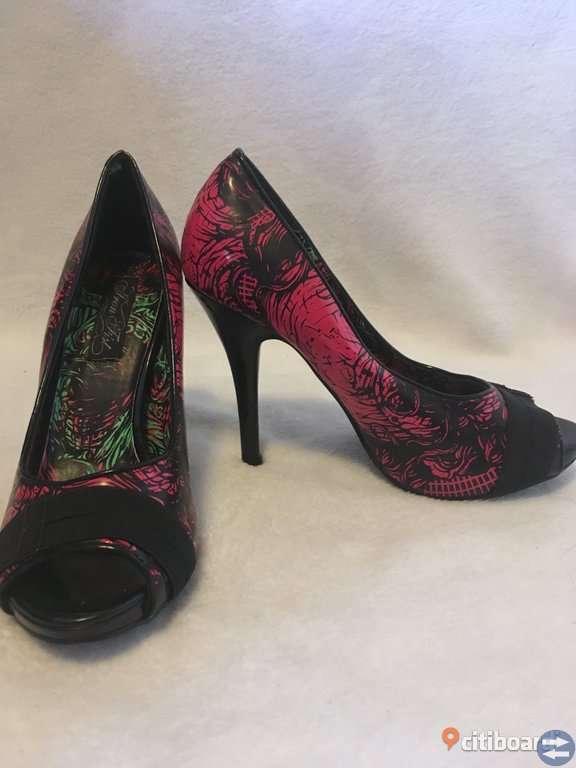 Aldrig använda skor till salu!