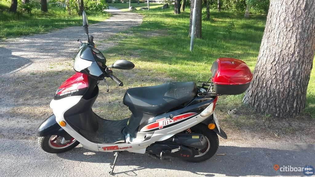 Billiga & bra mopeder