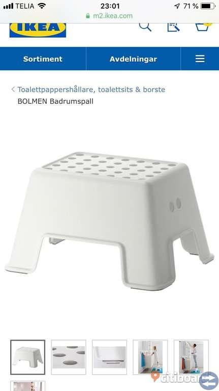 Ikea pallar BOLMEN