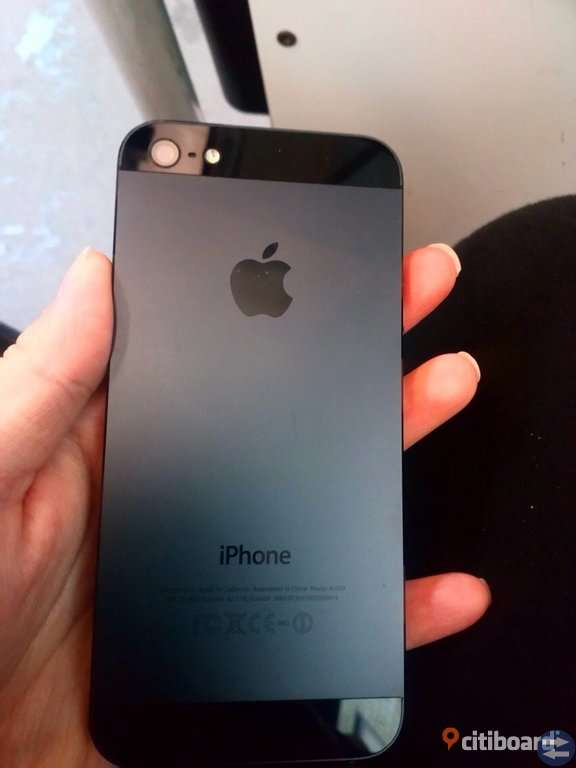 Iphone 5 32GB Olåst!