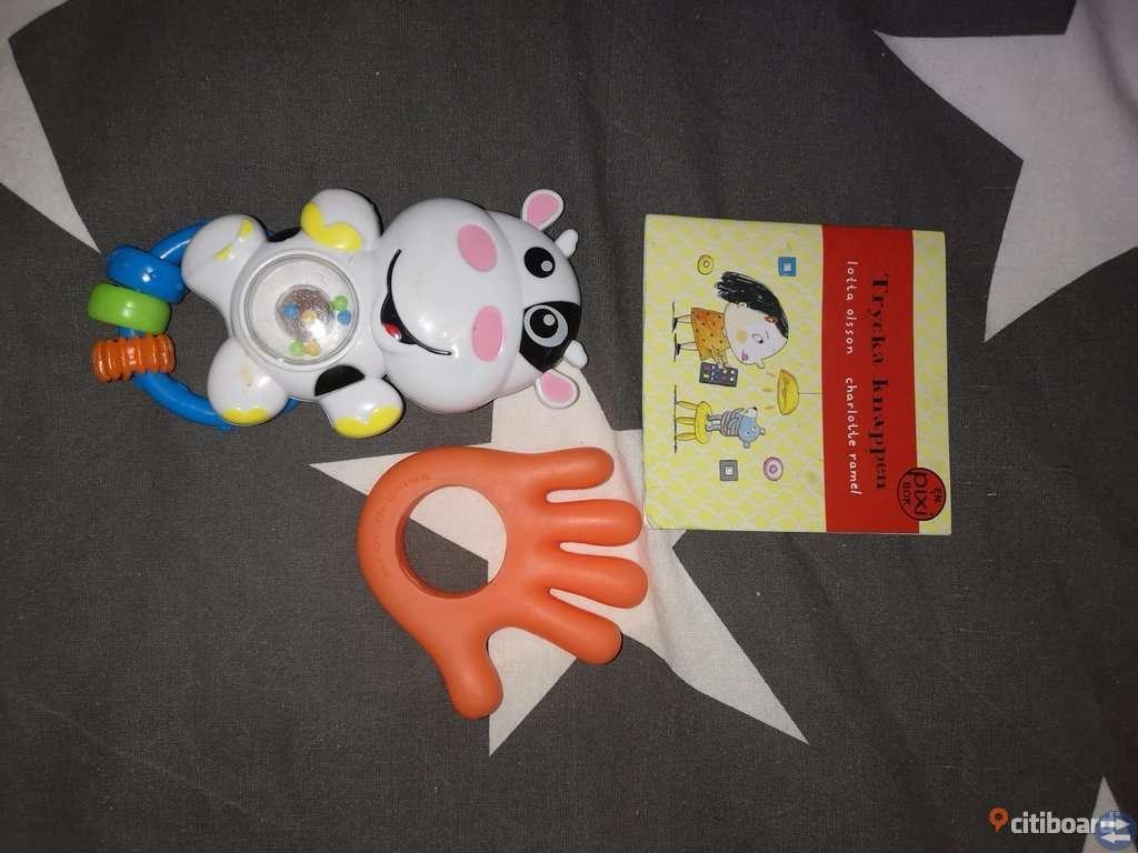 Leksaker, blandat