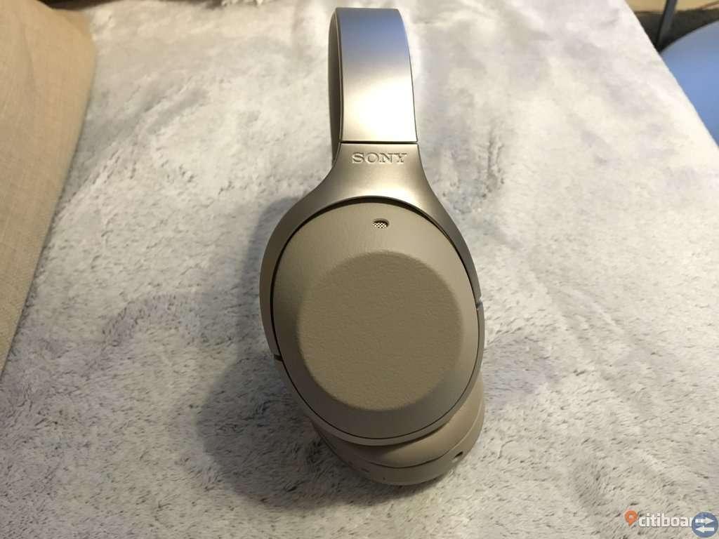 Sony WH1000xm2 komplett med kartong 2200kr