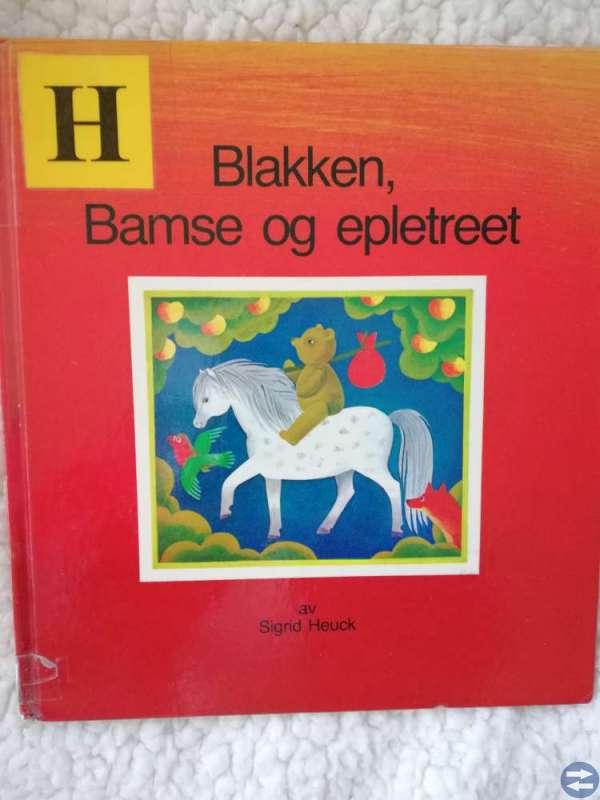 Norske barneböker