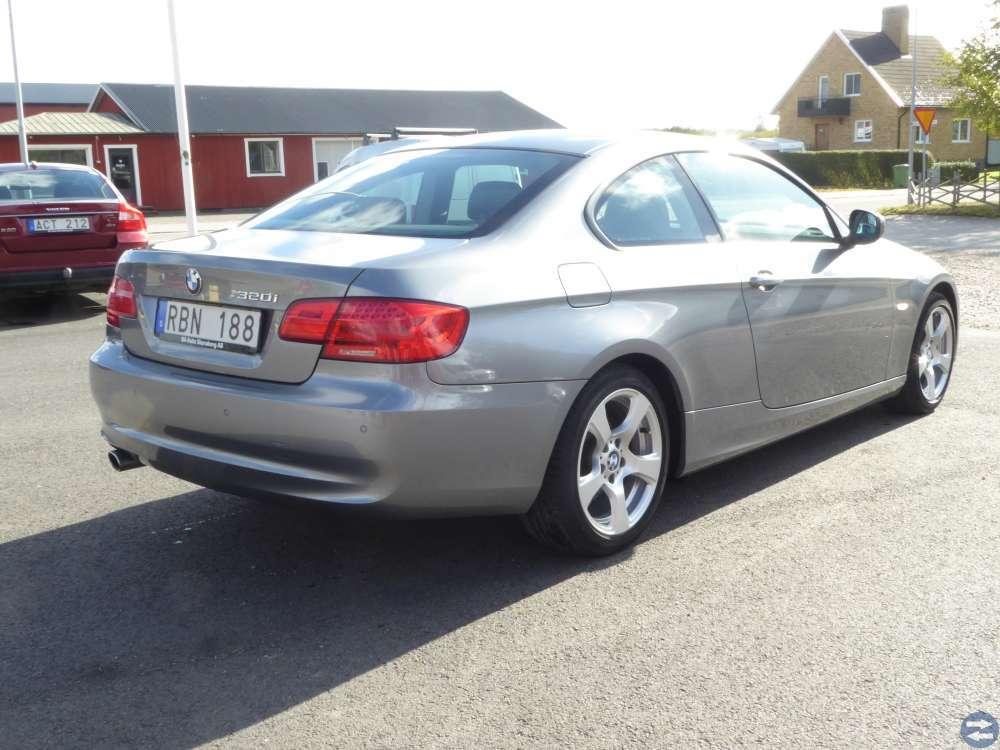BMW 320 COUPE E92 2011 4866MIL