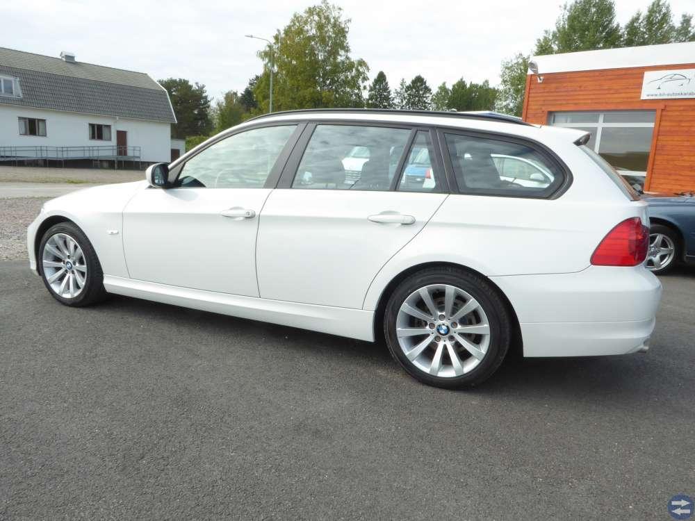 BMW 318D KOMBI E91 2012