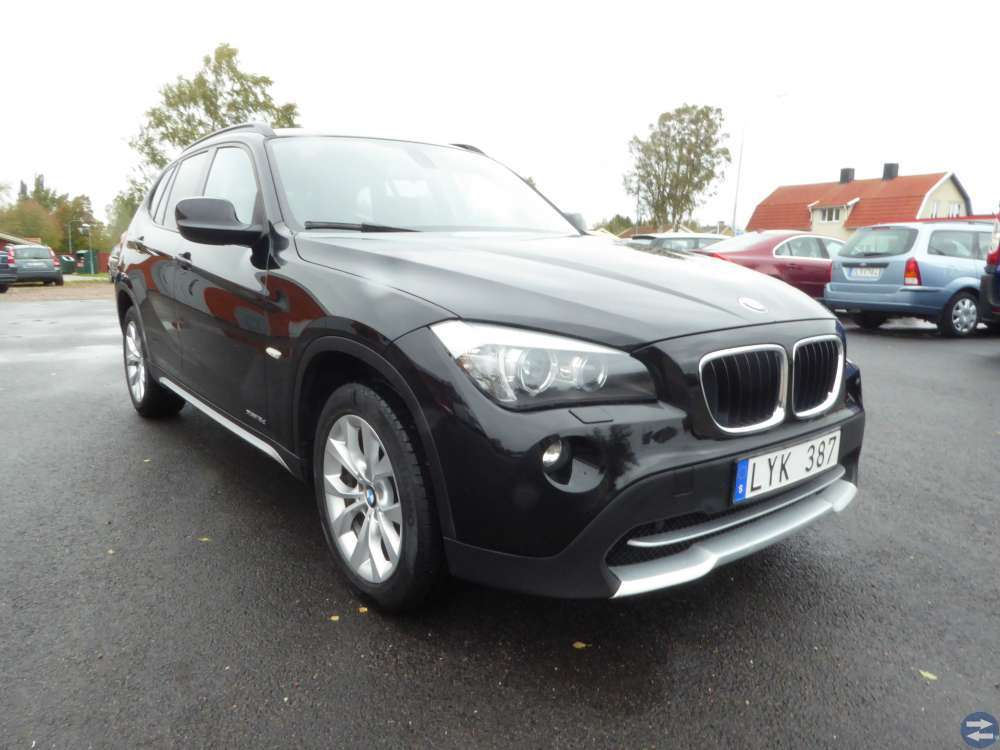 BMW X1 1.8D X-DRIVE E84 SUV 2012