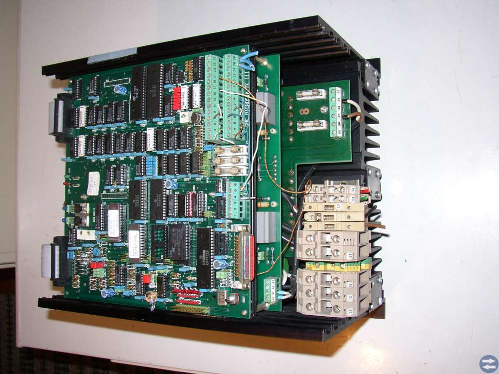 Servoförstärkare GME Microsix MK 3
