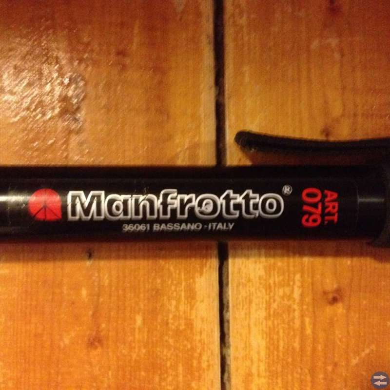 Manfrotto monopod art. 079