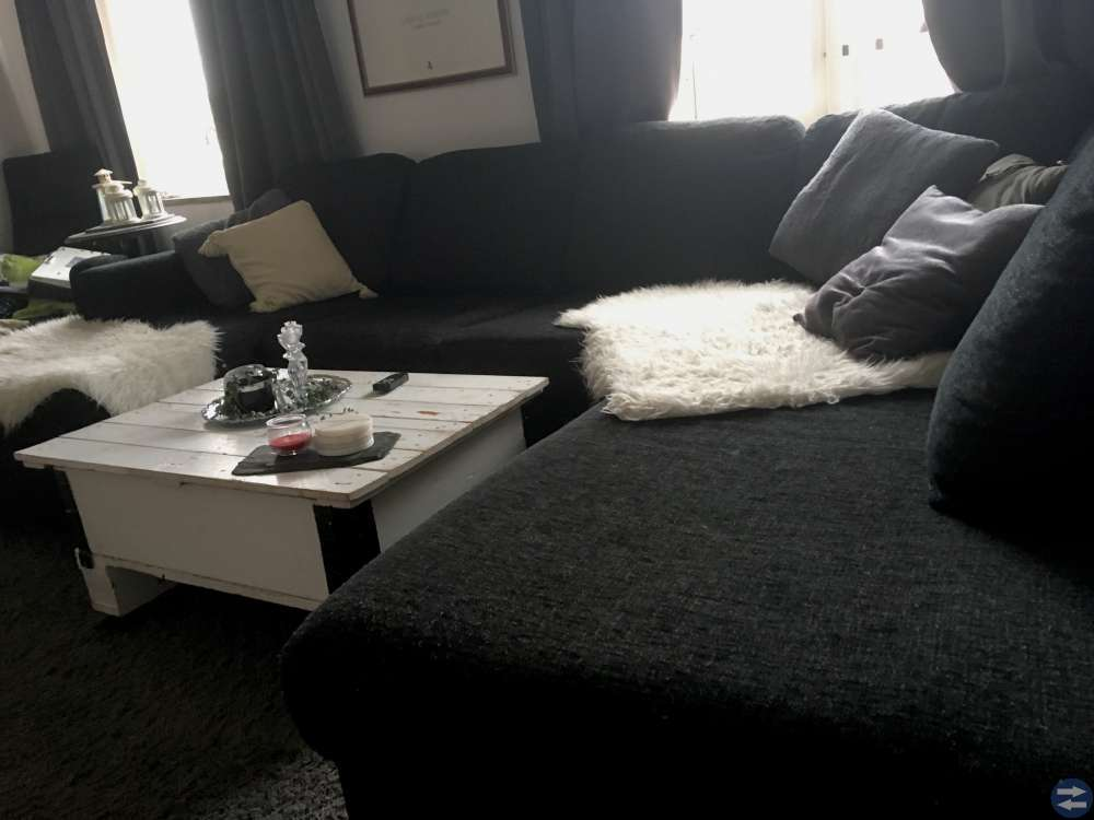 Soffa & soffbord