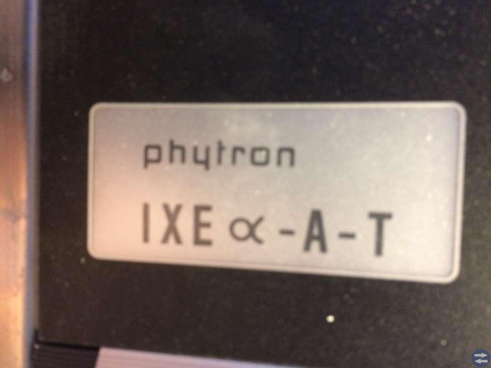 Stegmotorstyrning Phytron IXE