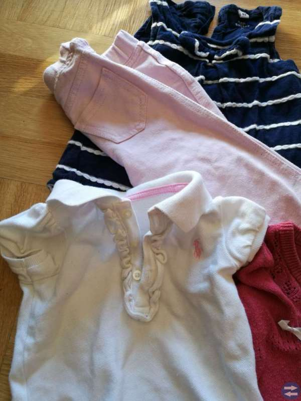 Baby kläder 62-68