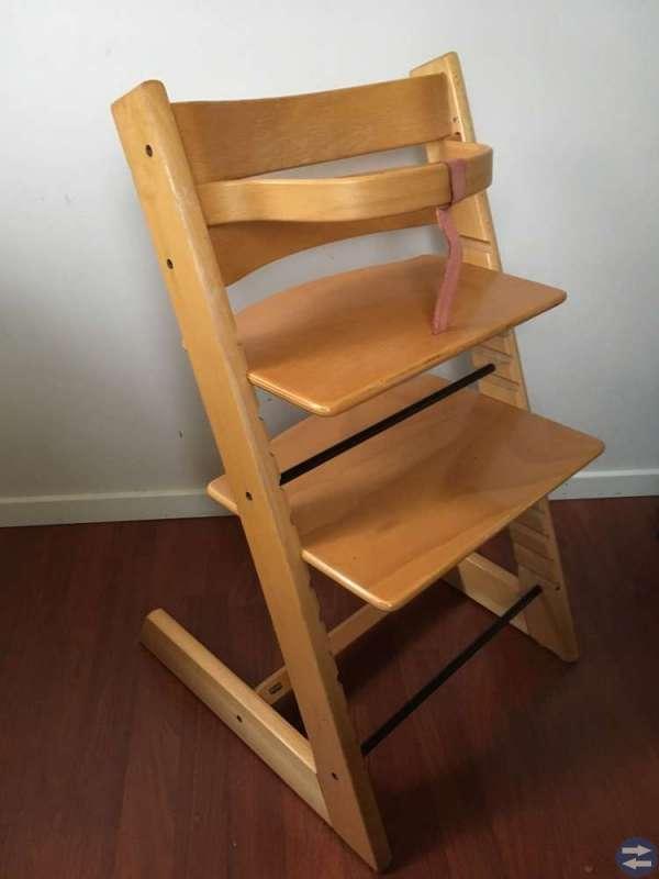 Tripp trapp stol