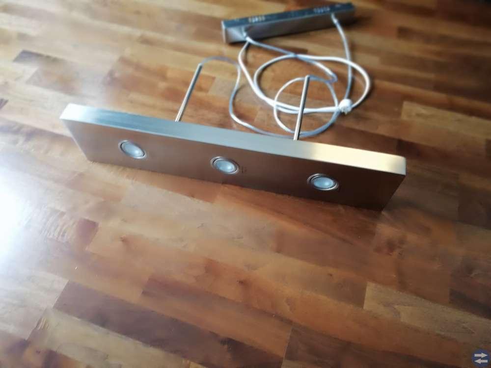 Bäddsoffa MIO(lite använd) och designlampa