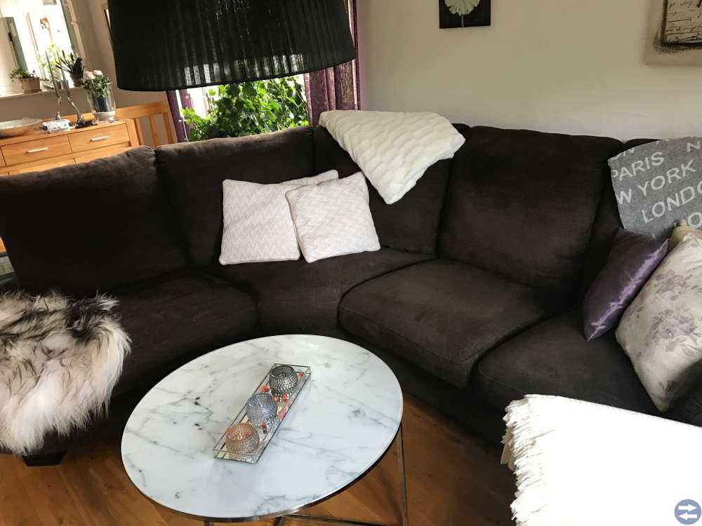 Ikea Tidafors hörnsoffa