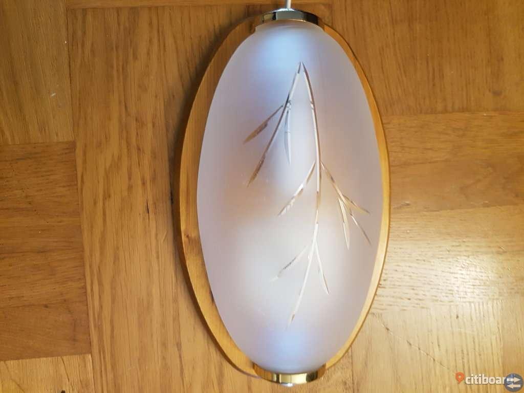 Vägglampa/sänglampa