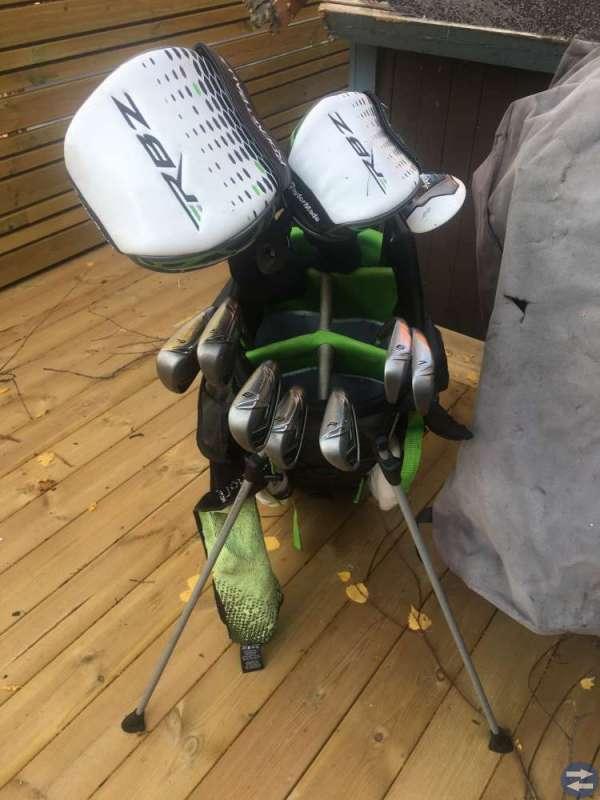 Golfset Taylor Made Rocket Balls