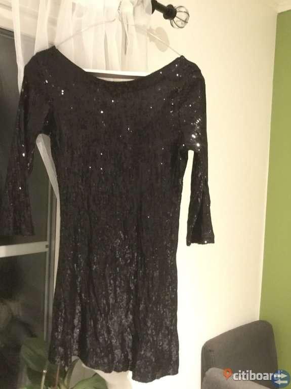 Fin glitter kläning