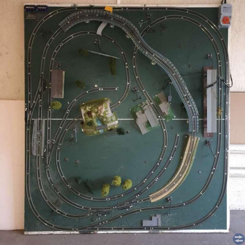 Lima modelljärnväg