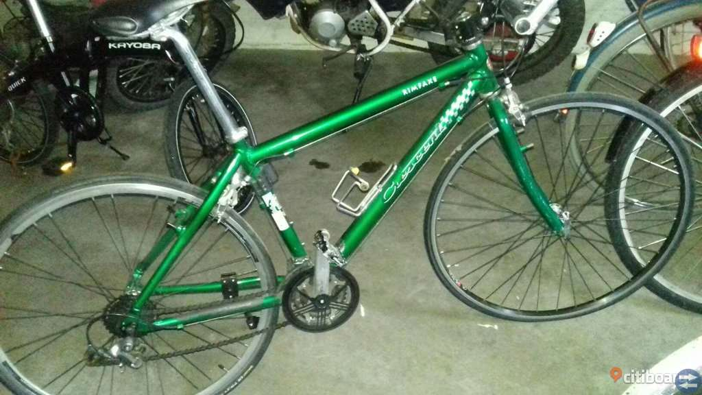 Retro cyklar skeppshult,intersport cresent m.m