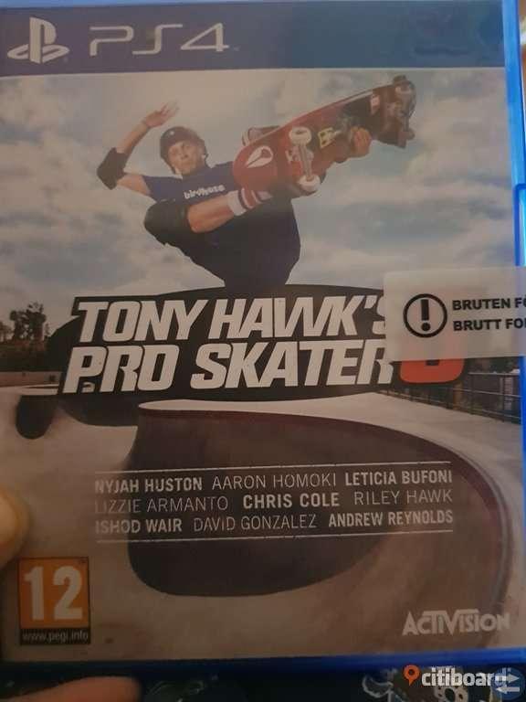 Tony hawwks pro skater 5