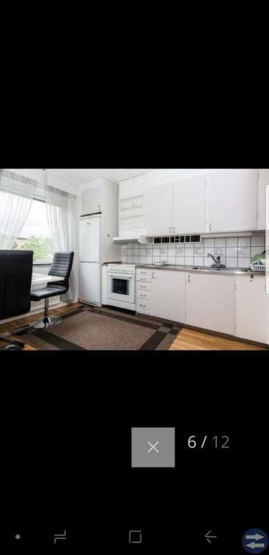 Lägenhet 1 rum och kök