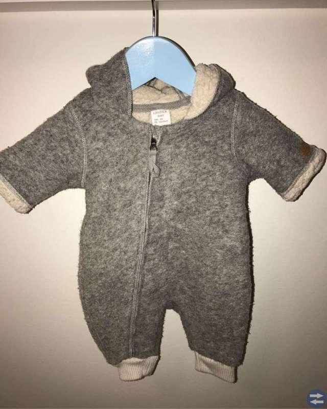 Newborn Lindex overall