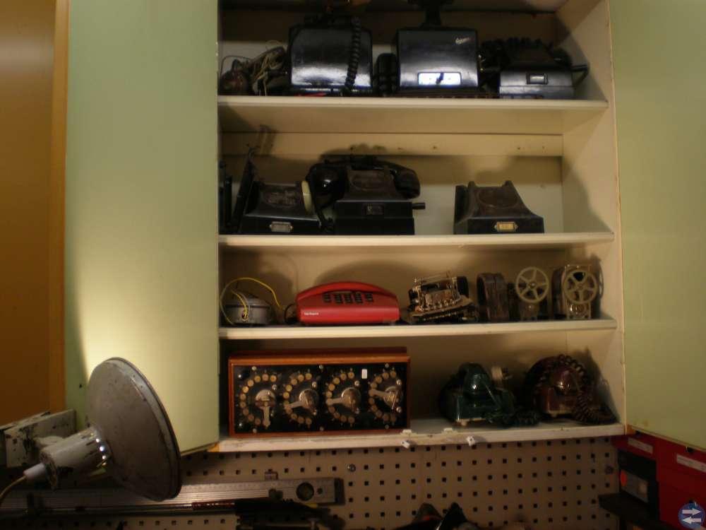 TILLBEHÖR antika telefoner